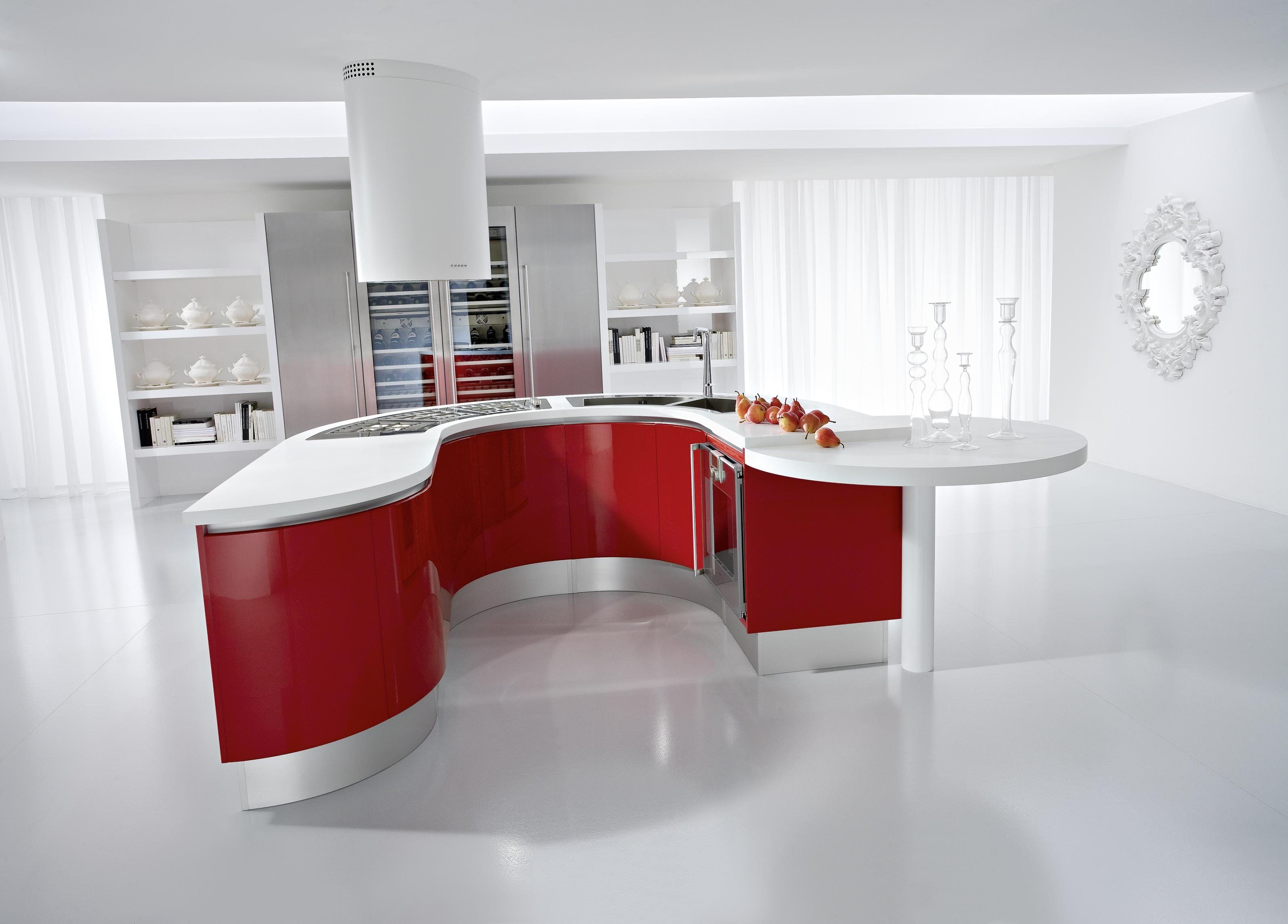 Aluminum Kitchen Storage (View 5 of 10)