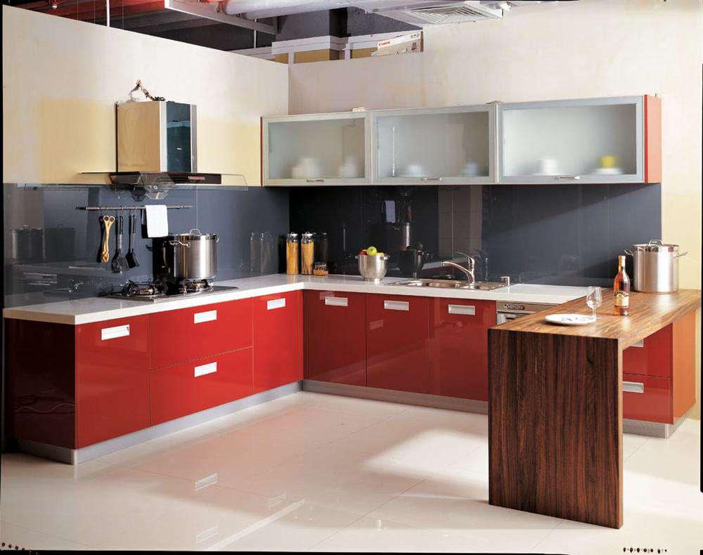 Amazing Basic Kitchen Design (Image 1 of 16)