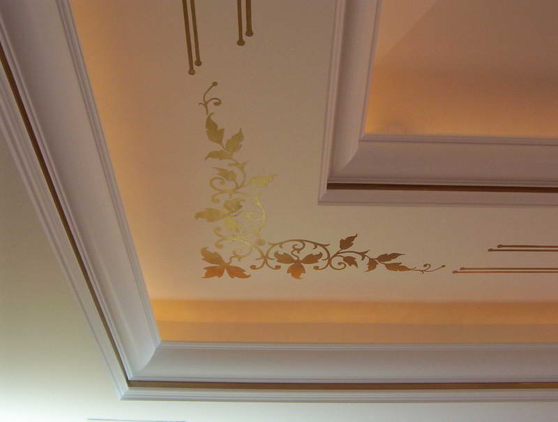 Amazing Ceiling Paint Ideas (Image 1 of 10)