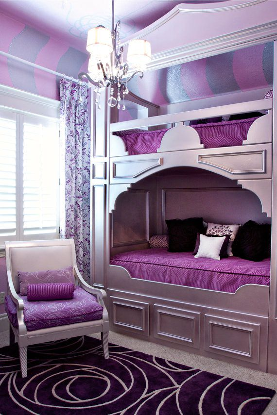 Antique Bedrooms For Girls In Low Budget (Image 1 of 10)