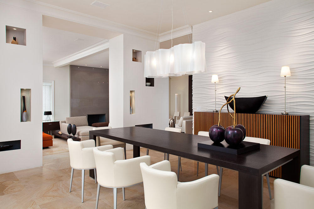 Antique Innovative Dining Room Design (Image 2 of 10)