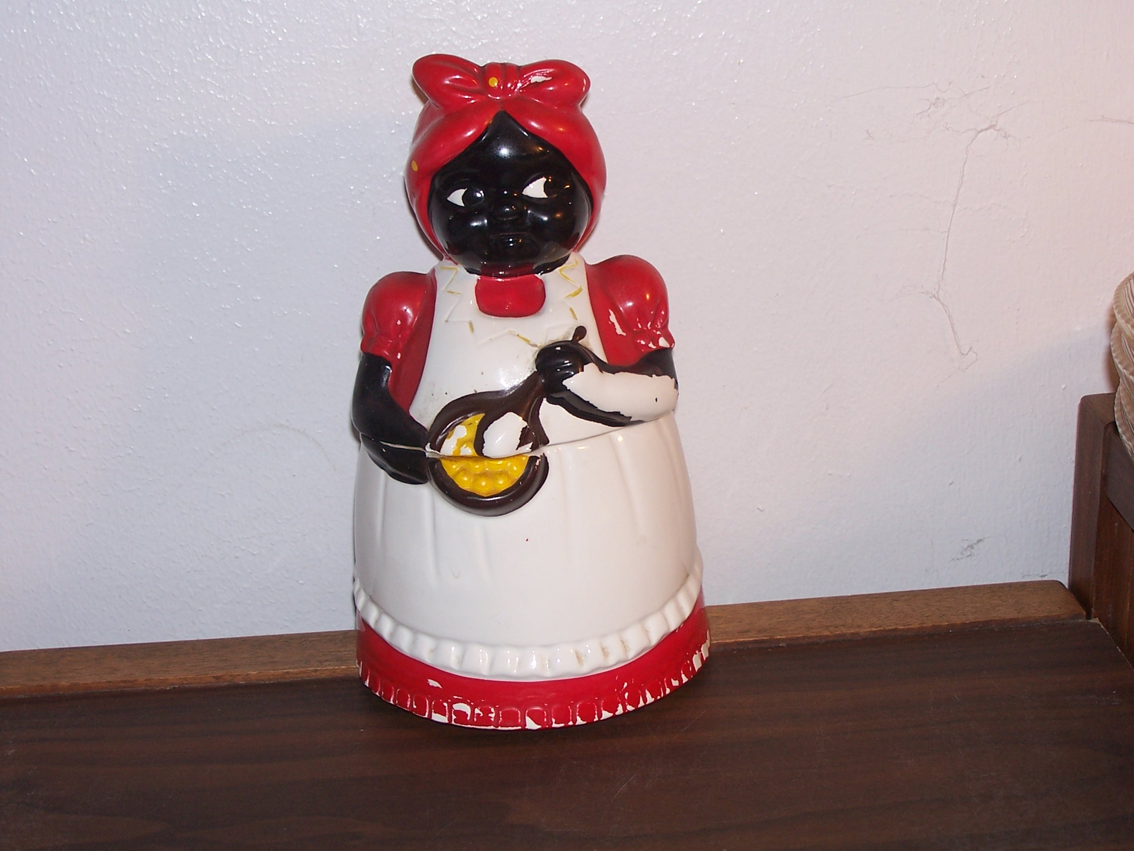 Aunt Jemima Sugar Cannister Kitchen Decor