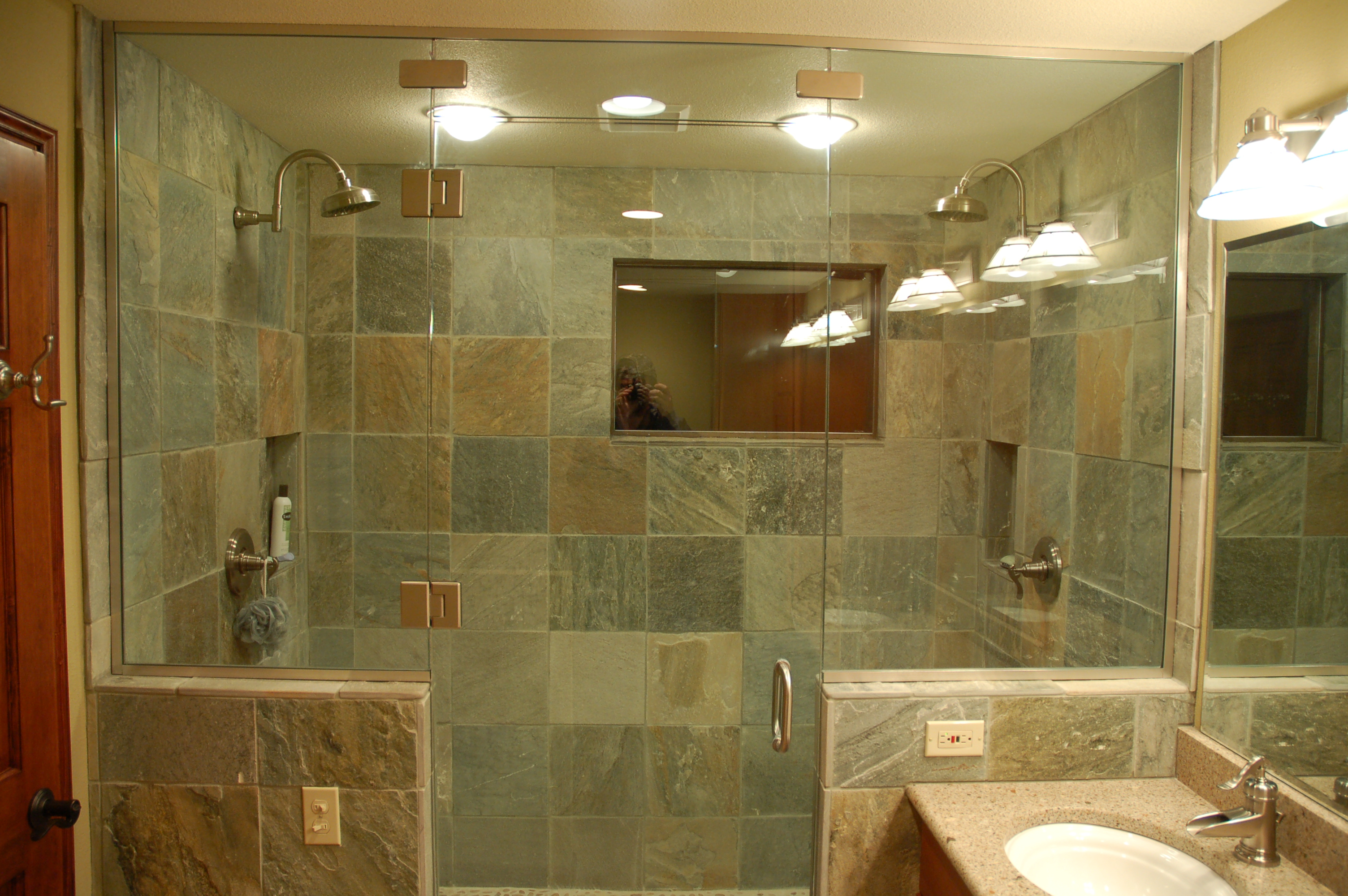 Awesome Bathroom Tiles Contemporary (Image 1 of 10)