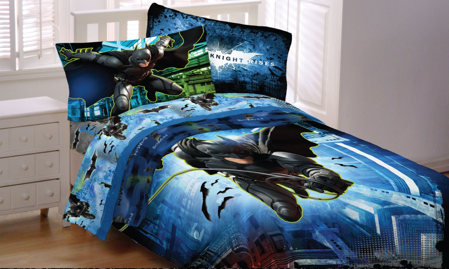 BATMAN Bedding (View 1 of 10)