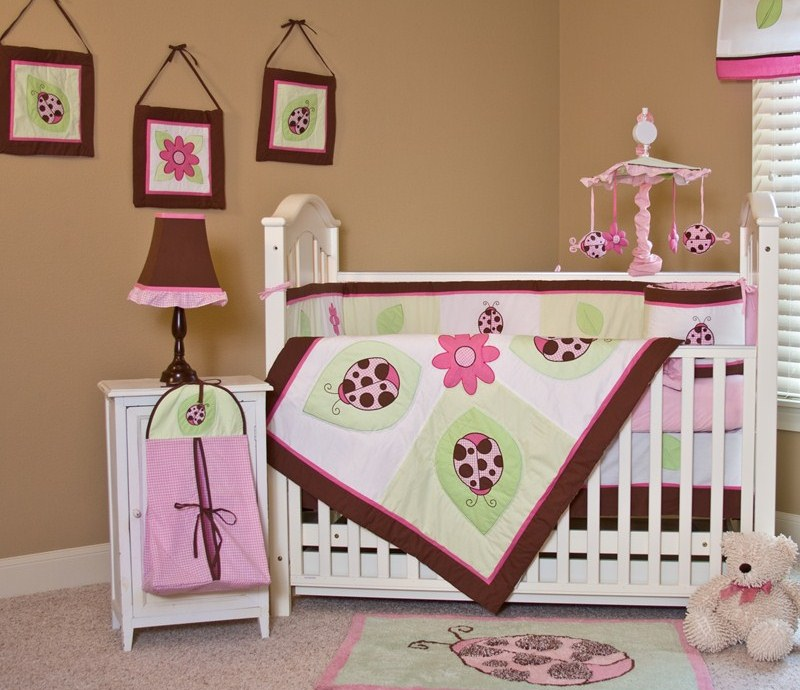 Baby Room Decor Design (Image 1 of 10)
