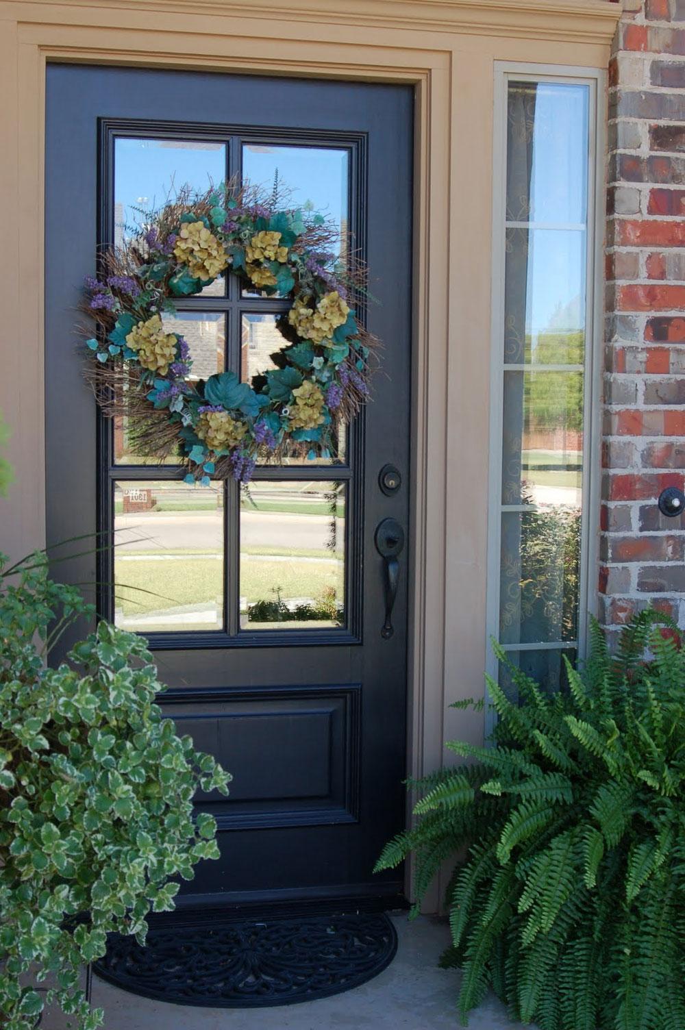 Featured Photo of Tips In Painting Exterior Door