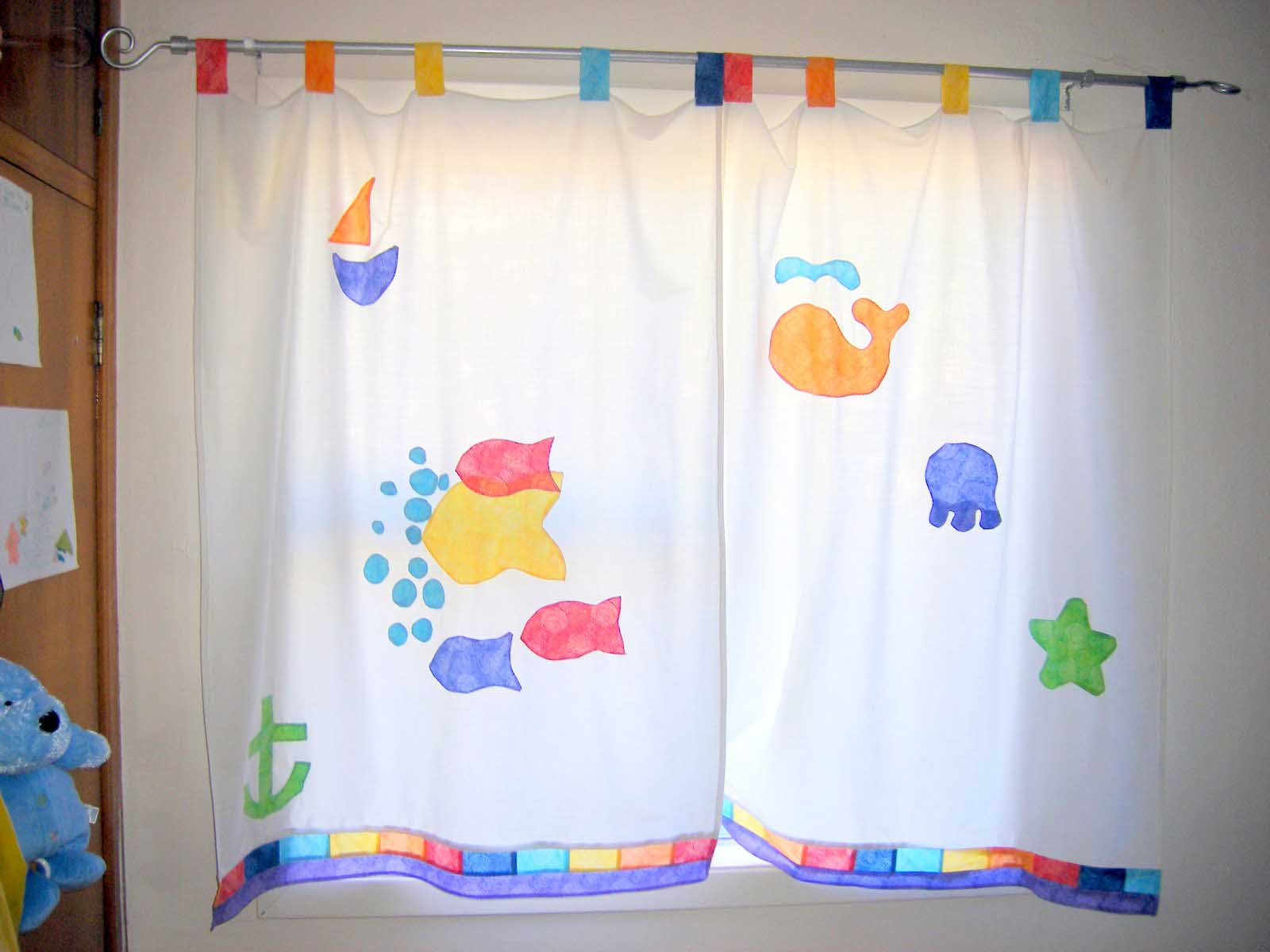 Featured Photo of Cute Window Treatment: Kids Bedroom Curtains