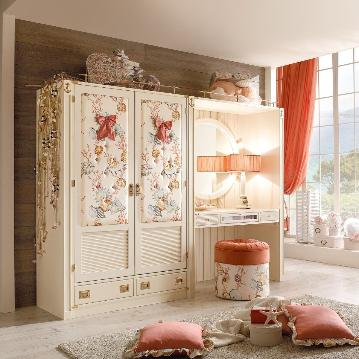 Featured Photo of Bedroom Style For Girls With Dressing Room