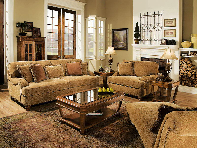 Beauty Chocolate Sofa set