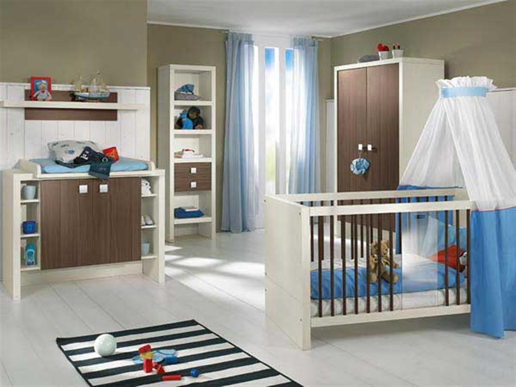 Blue Baby Room Decor (View 6 of 10)