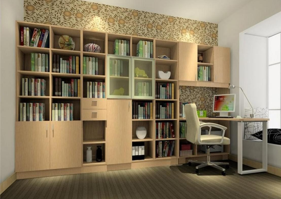 Brown Wallpaper Bedroom Design