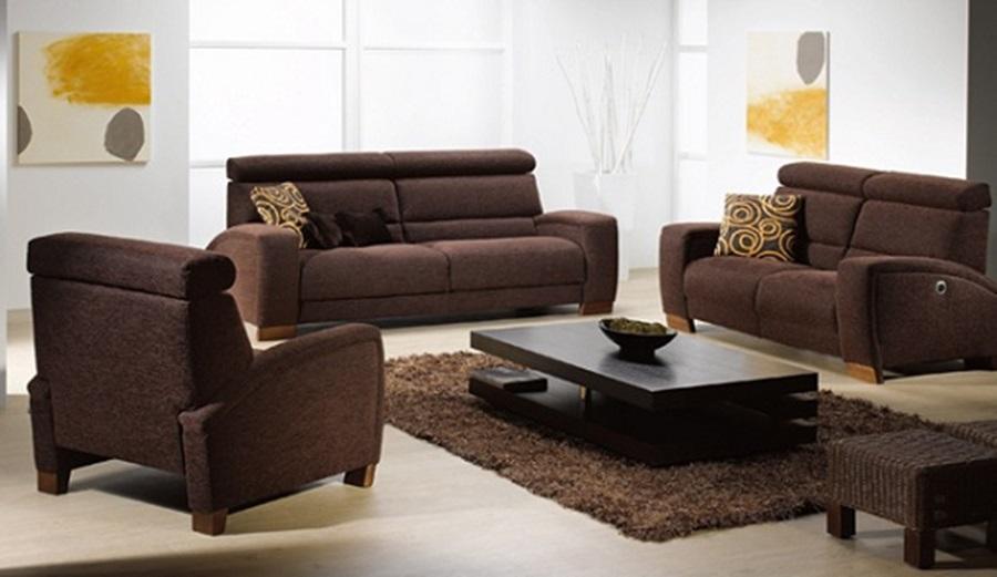 Chocolate Sofa (View 8 of 18)