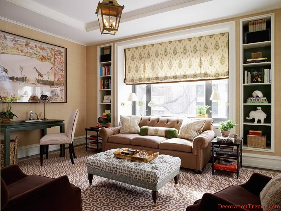 Classic Living Room (View 1 of 10)