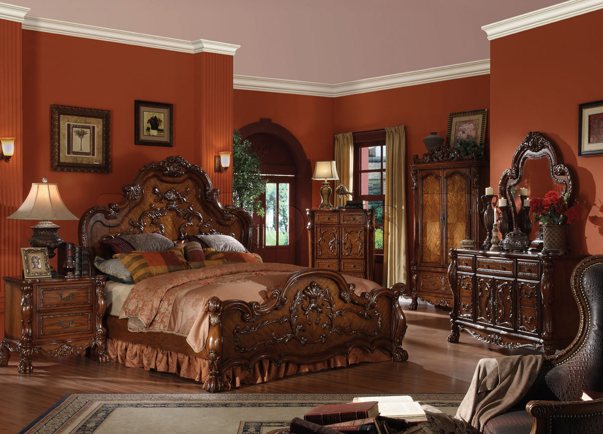 Classic Pulaski Bedroom Furniture (Image 3 of 10)