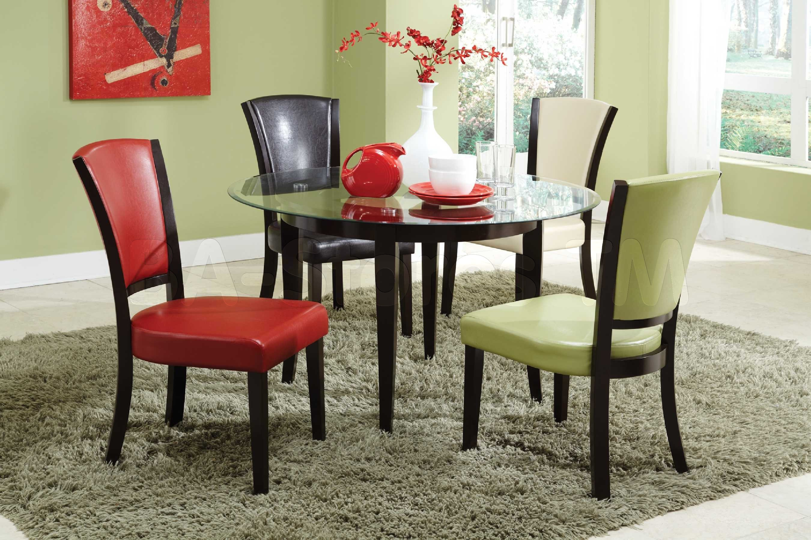 Colorful Chairs To Your Dining Room (Image 3 of 10)