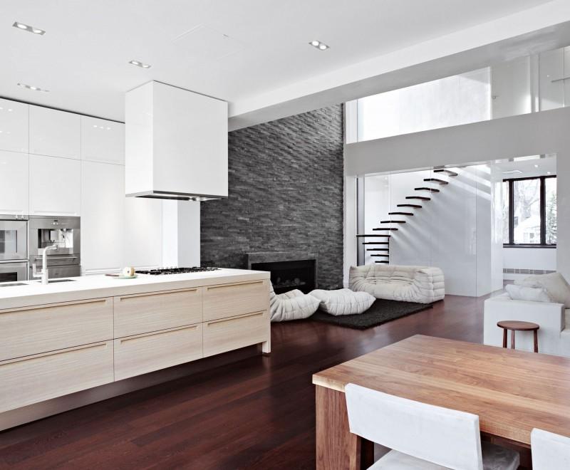 Combine Basic Kitchen Design