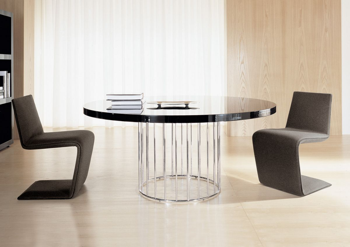 Contemporary Luxurious Dining Table Design (Image 6 of 11)
