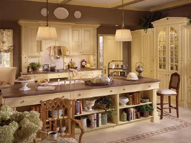 Country Kitchen Decorating (View 7 of 17)