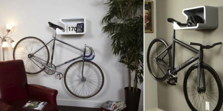 Creative Bike Storage Ideas (View 7 of 11)