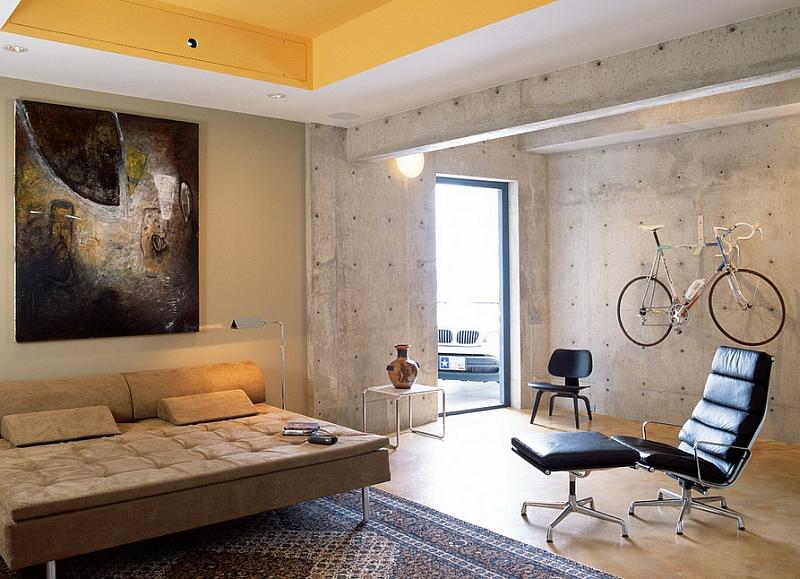 Creative Bike Storage On The Wall Ideas