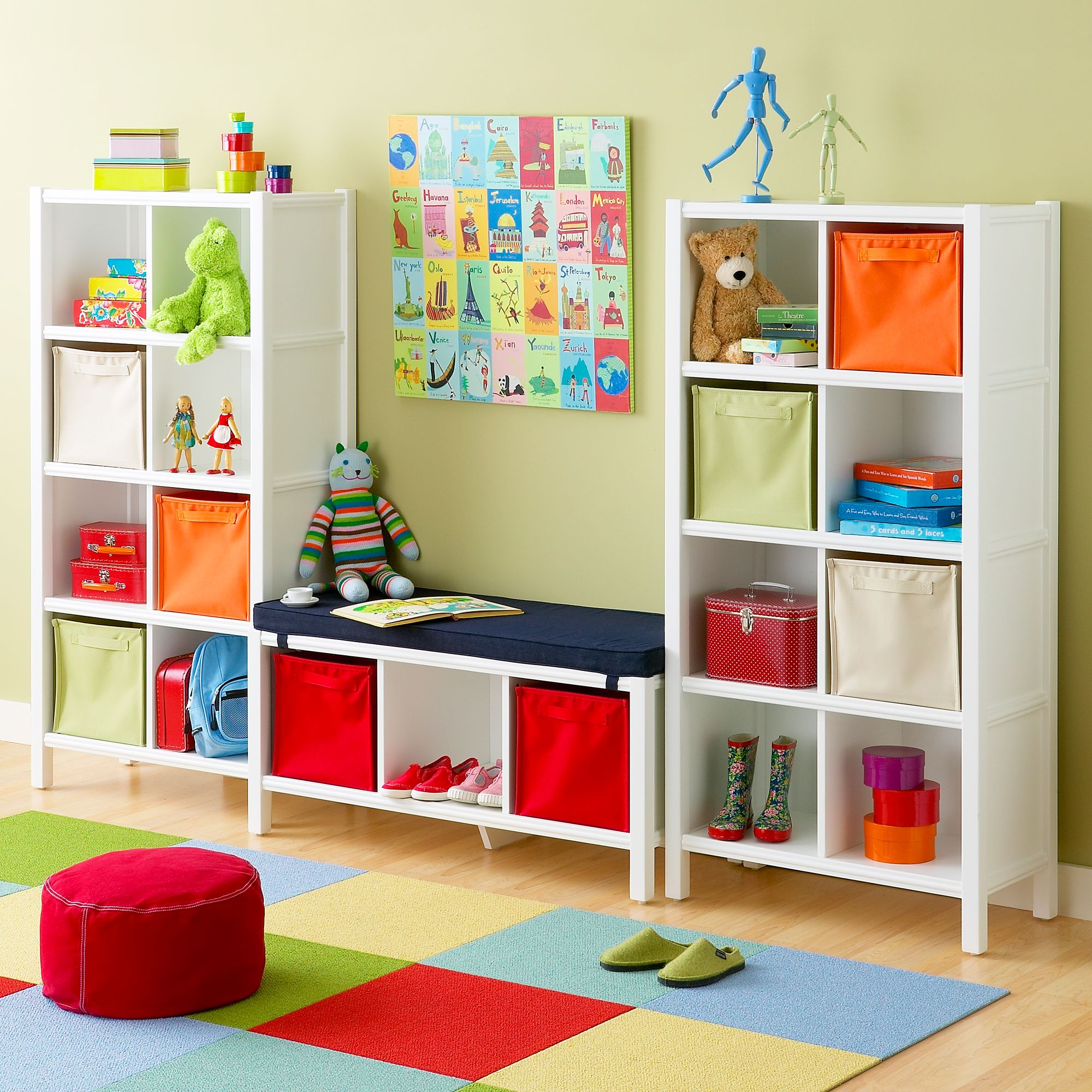 Cupboard In Kids Bedroom Ideas (View 8 of 10)