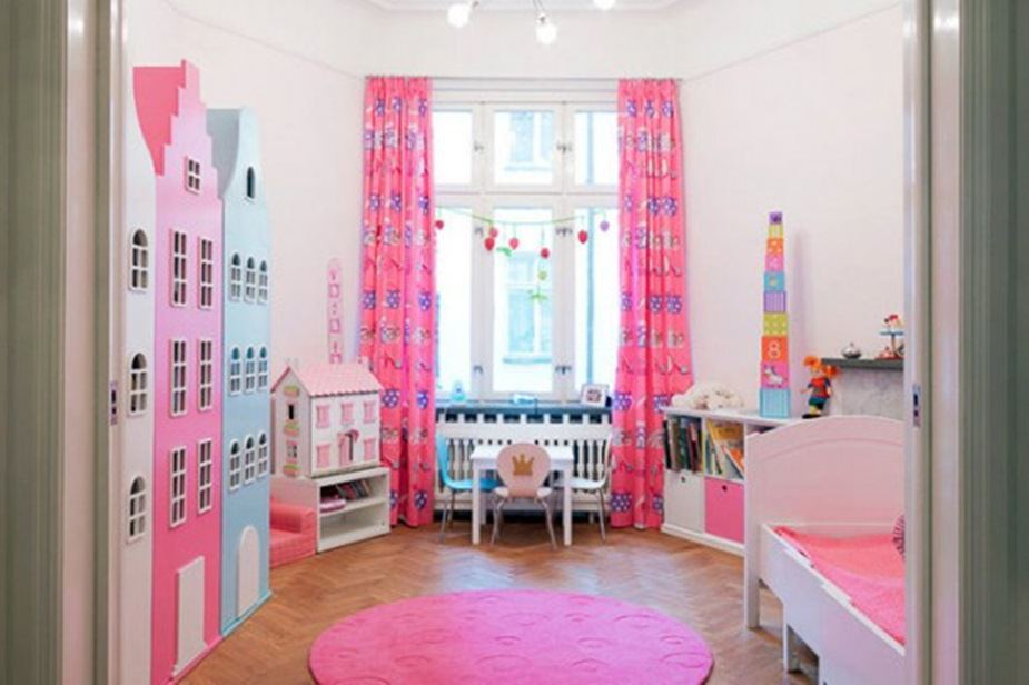 Cute Design Girl Bedroom Ideas