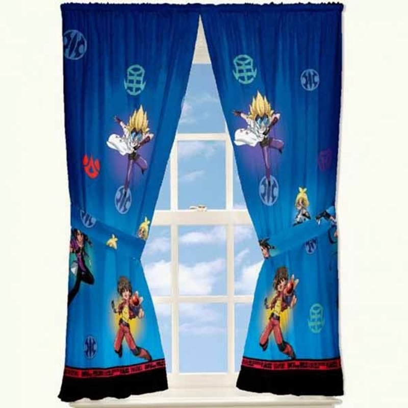 Cute Window Treatment Kids Bedroom Curtains Custom Home