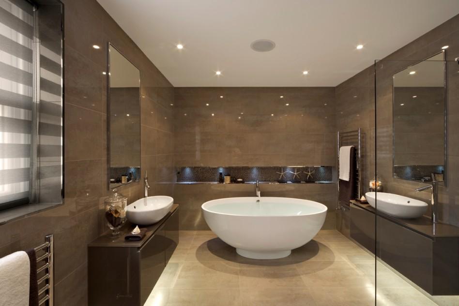 DIY Bathroom Remodel Ideas (Image 4 of 10)
