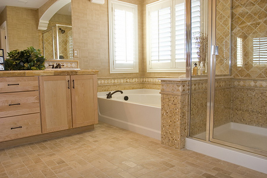 DIY Bathroom Simple Renovation (View 8 of 10)
