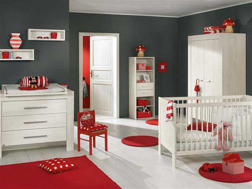 Decoration Baby Nursery Room (Image 6 of 10)