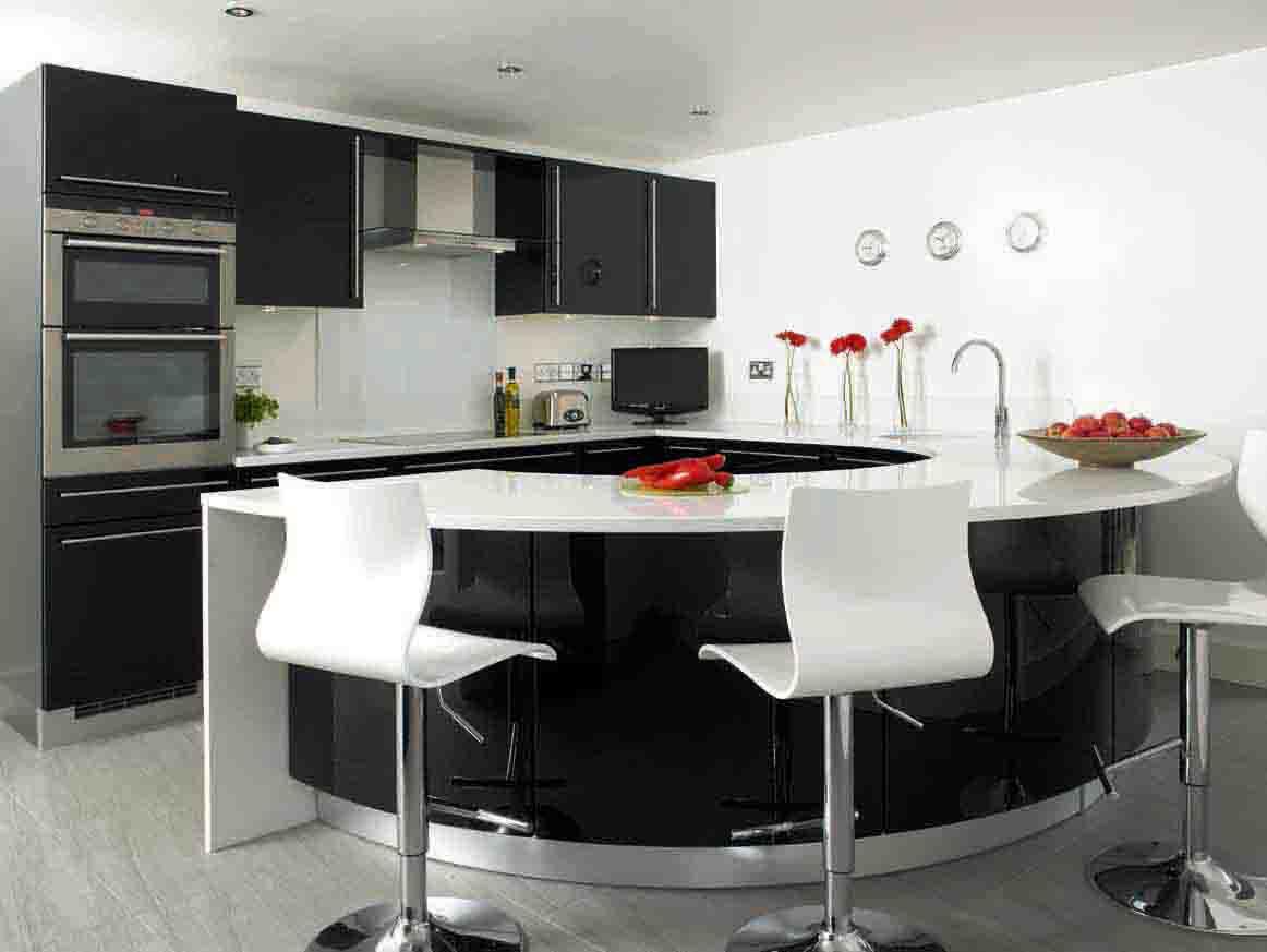 Design Kitchen Modern (Image 4 of 10)