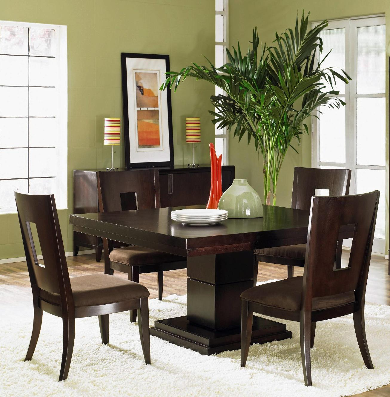 Dining Area Table Design And Style (View 4 of 18)