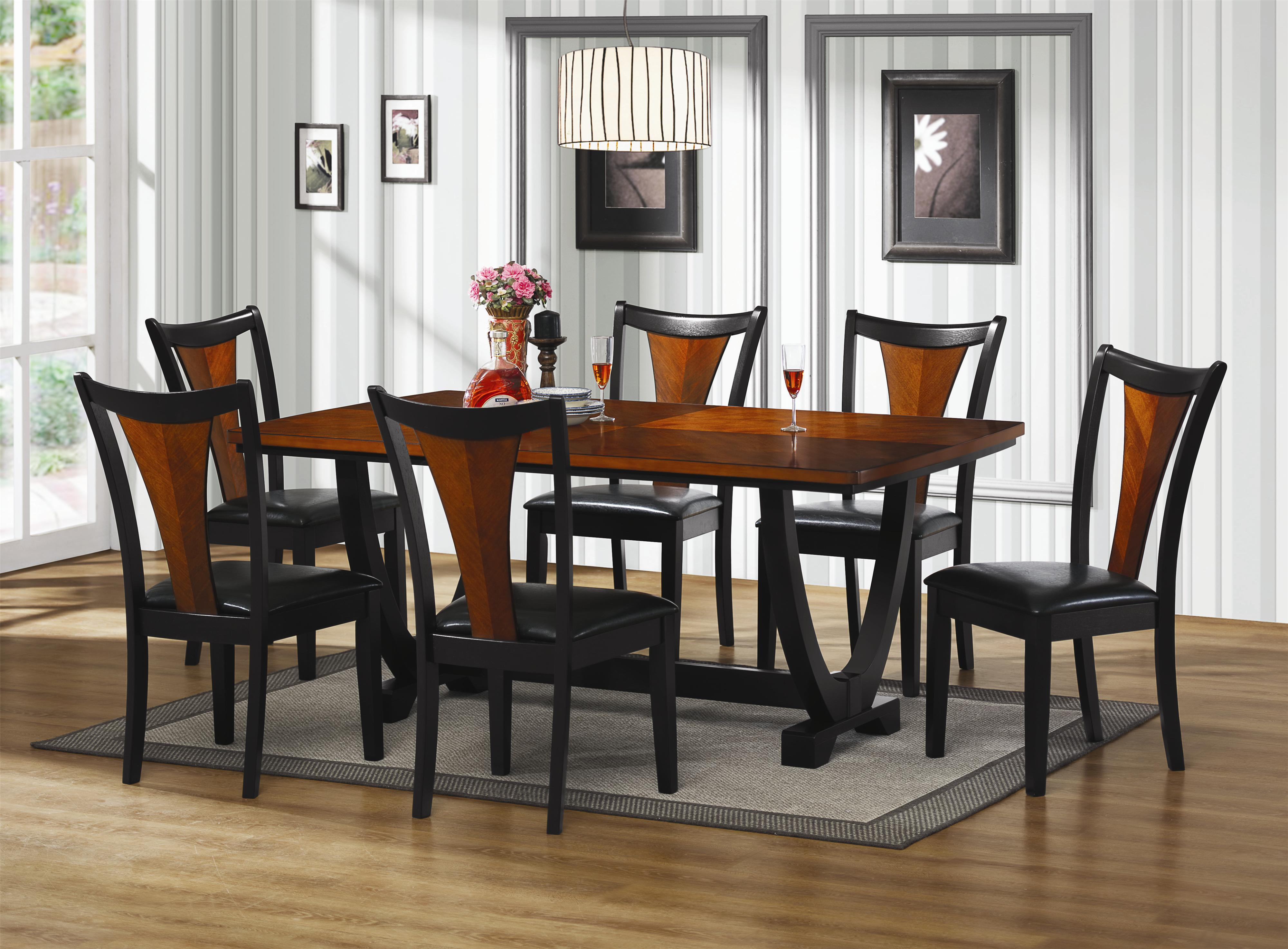 Dining Table And Chairs (Image 4 of 10)