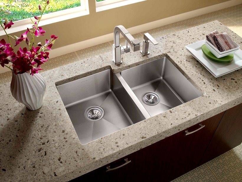 simple how to install undermount kitchen sink decor