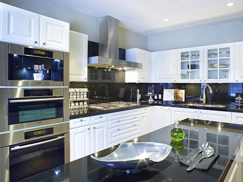 Planning And Designing A Contemporary Kitchen (Image 11 of 16)