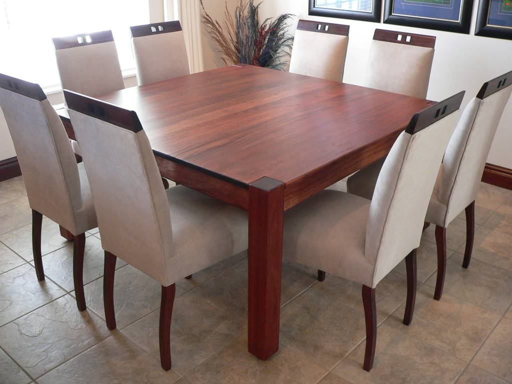 Elegant Dining Room Table (Image 5 of 11)