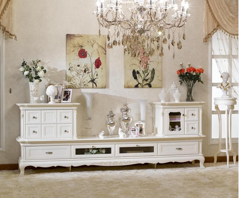 Elegant French Living Room Furniture