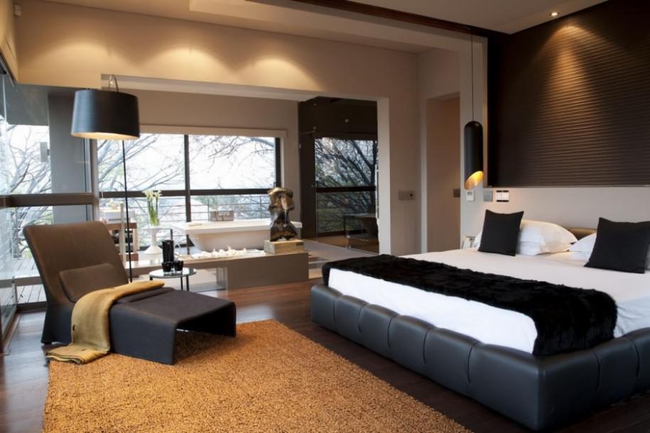 Elegant IKEA Bedroom Design (Image 4 Of 10)