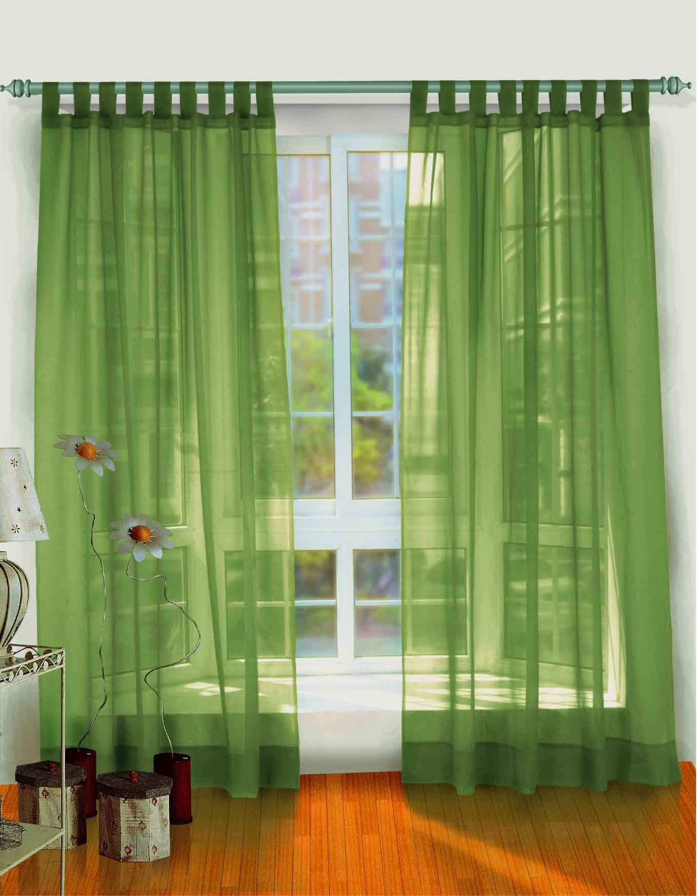 Enticing Bedroom Curtain For Beautiful Window Treatment Ideas (Image 5 of 10)