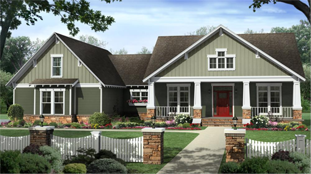 Exterior Color Schemes For House (Image 3 of 10)