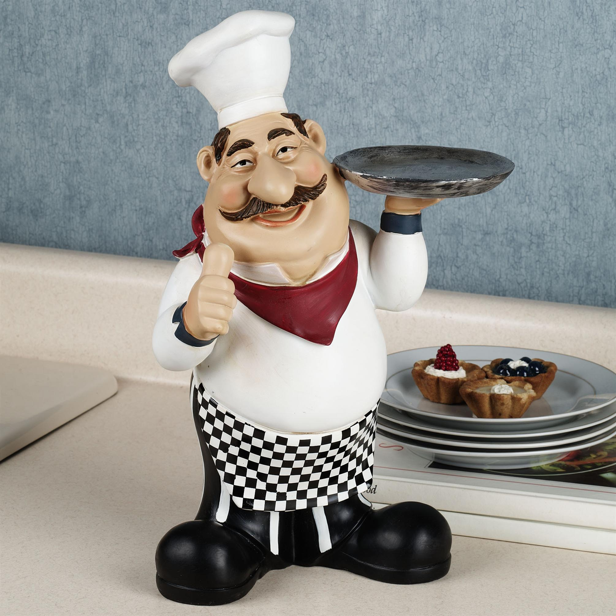 Fat Chef Kitchen Decor Image 6 Of 11