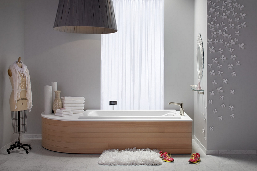 Feminine Bathrooms Ideas
