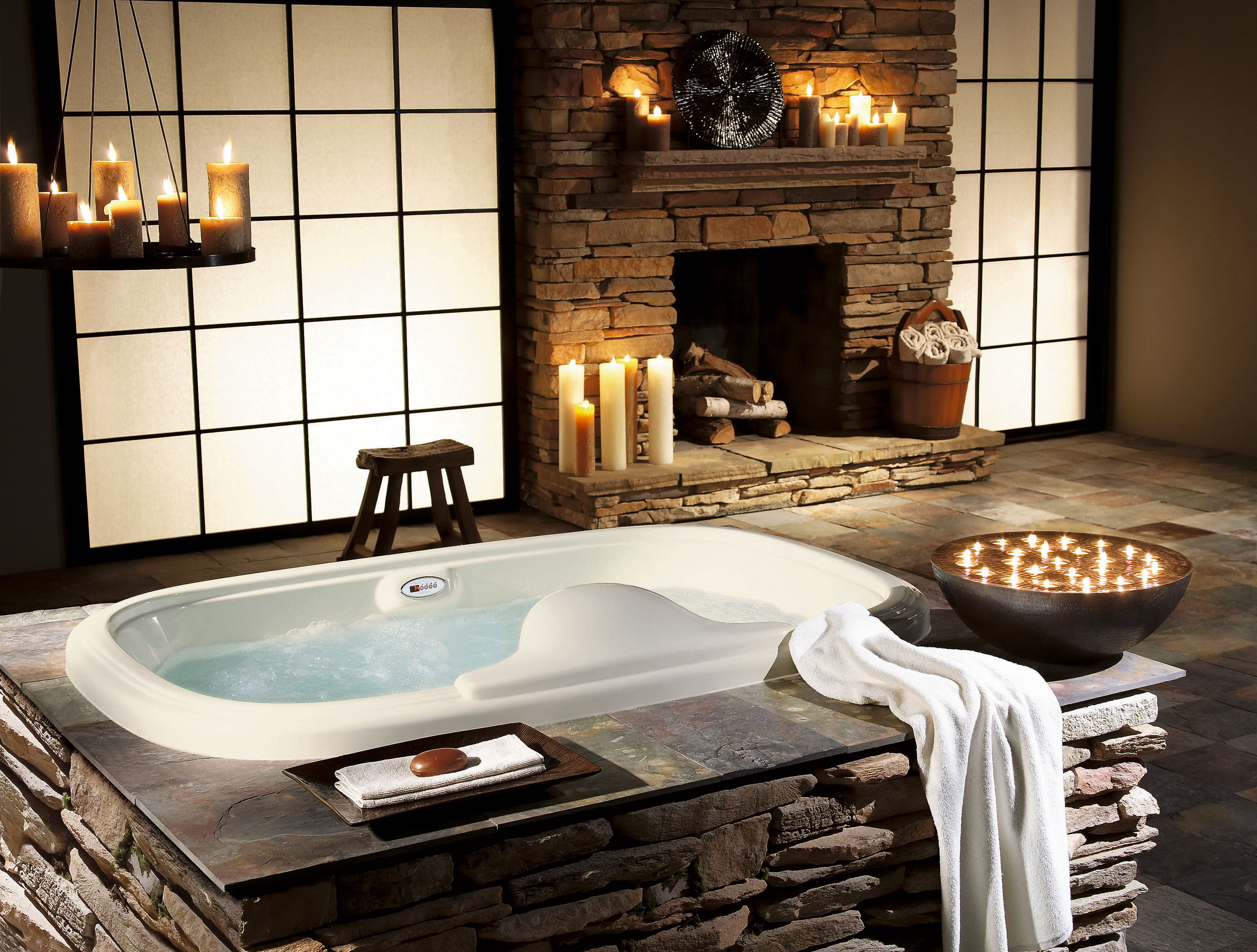 Feng Shui Colors For the Bathroom Relaxing