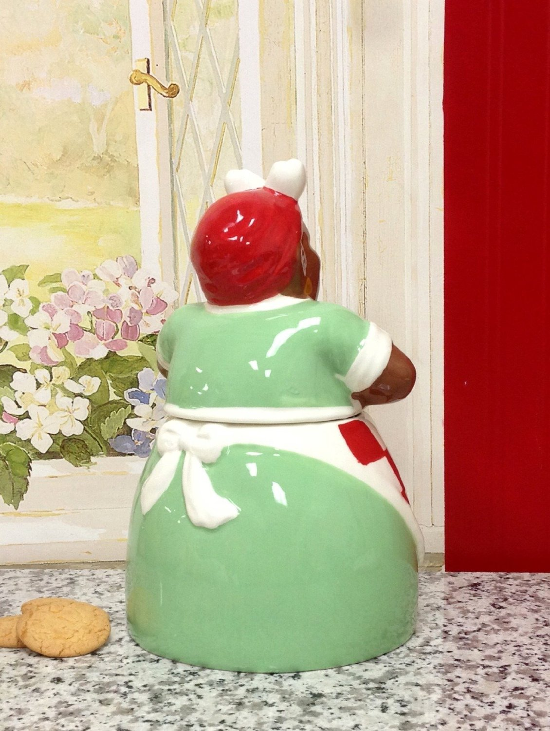 Figure Aunt Jemima Kitchen Decor (Image 4 of 10)