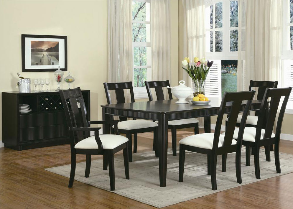 Formal Dining Room Design (View 6 of 10)