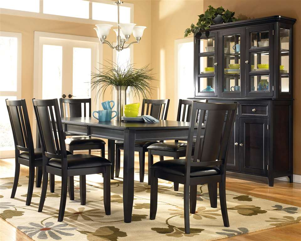 Formal Dining Set (Image 5 of 10)