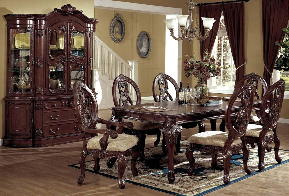 Formal Dining Room (View 8 of 10)