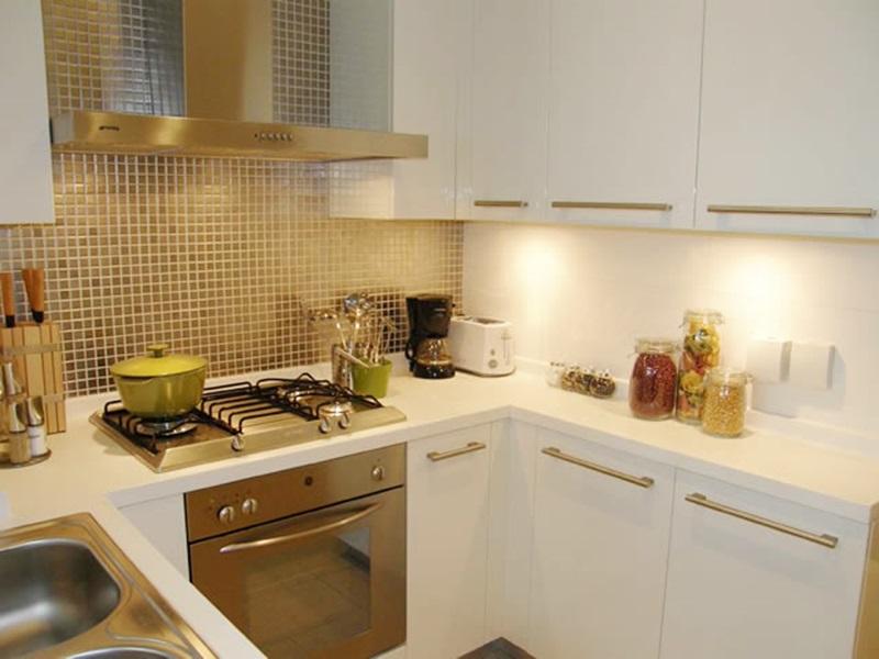 Futuristic Kitchen Small (View 2 of 21)