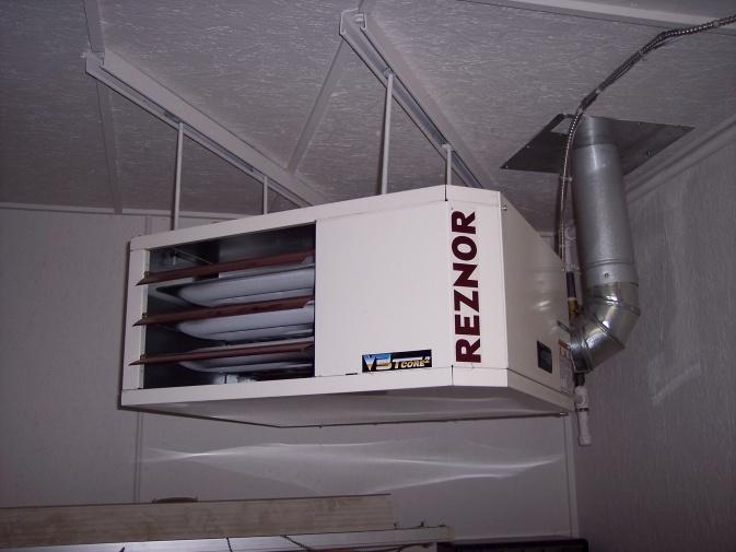 Garage Heater (View 6 of 7)