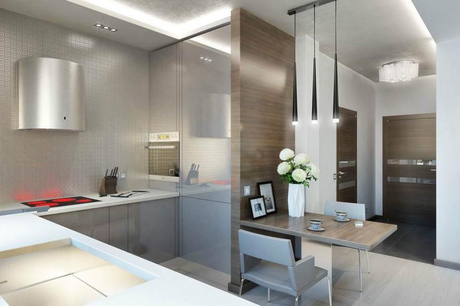 Glamorous Modern Living Room (Image 5 of 16)